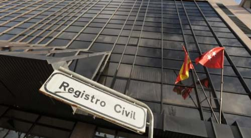 registro civil españa